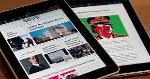 Presse en ligne : une presse accessible a tous